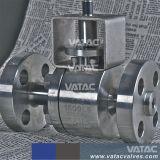 API Vatac/DIN Clapet à bille en acier forgé