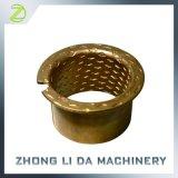 Roulement en bronze enveloppé, roulement industriel, roulement en bronze