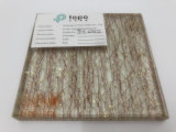 Oro Laminado de 10mm cable cable cristal decorativo (PLW-TP)