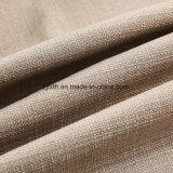 Ткань 100% полиэфира Linen популярная ткань софы