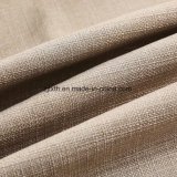 Tissu 100% de toile de polyester un tissu populaire de sofa