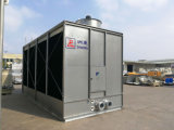 CTI certificati aprono la torre di raffreddamento quadrata di flusso trasversale