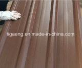 Stahldach-Fliese-schalldämpfende Farben-Dach-Blätter mit Filz