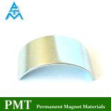 N40sh Fliese Dauermagnet mit NdFeB magnetischem Material
