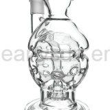 """De Moederschip Geïnspireerdem Rokende Waterpijp van het Glas van de Installatie van het Ei """" Othership """" (S-GB-161)"""