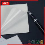 Papier thermosensible blanc préimprimé d'étiquette d'expédition
