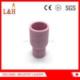 137-00 l'ugello di ceramica dell'allumina fa domanda per il cannello per saldare di TIG