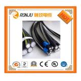 El conductor de aluminio fábrica China Cable trenzado eléctrico de antena para los gastos generales