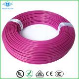 Câblage de teflon de la conformité FEP d'extension d'UL RoHS