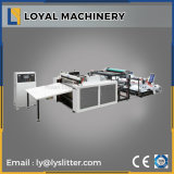 Correa de transporte automático de la máquina de corte transversal para el papel A4