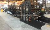 Pochette avec fermeture à glissière à fond plat de 8 à 4 côtés du joint côté joint Bag Making Machine HD-600bf (1 à 2 voies)