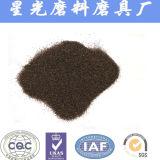 ブラウンの鋼玉石の酸化アルミニウムの研摩剤の屑
