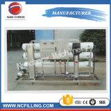 Matériel de système d'osmose d'inversion de filtre d'eau de traitement des eaux de purification d'eau