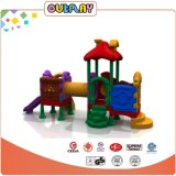 工場供給の幼稚園の幼児(モデルのためのプラスチック運動場装置: OP-SM0106)