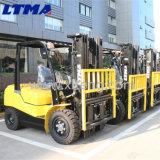 caminhão de elevador de levantamento da altura de 4-6m Forklift Diesel de 3 toneladas para a venda