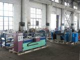 Máquina de materia textil del CNC, cortador del rodillo de la tela