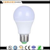 Bulbo de Aluminum+Plastic 9W A60 LED para el parque con Ce