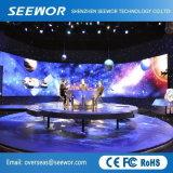 Tabellone per le affissioni dell'interno di SMD3528 P5mm LED per affitto