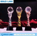 Le métal fait sur commande de trophées a plaqué des métiers de récompense de trophée d'événement sportif