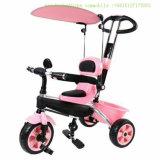 Form-neues Baby-Stoss-Dreirad und Dreiradteile für Kinder