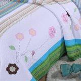100% algodão crianças roupa de duas peças de luz definido