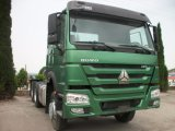 Cabeça do caminhão de HOWO 6*4 371HP à venda