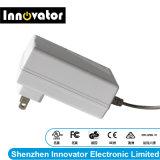 24V de Adapter van de Macht van het 0.625A15W Wallmount Type voor Audio die, door UL & FCC wordt verklaard