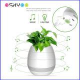 LEDライトが付いているスマートなBluetooth音楽植木鉢