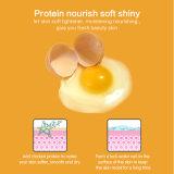 Blanquear la piel huevo Exfoliator aligerar el Facial Cleanser