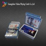De Speelkaarten die van het Document van de Reclame van de douane Fabriek afdrukken