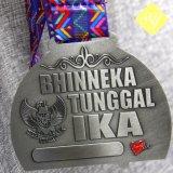 Commerce de gros prix bon marché personnalisé Médaille Soccer Football flocon de neige