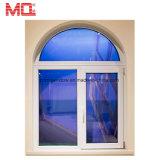 Openslaand raam van het Glas van het Gebruik UPVC van het Huis van de Fabriek van China het Vinyl