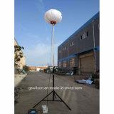 Halogeneto de metal de 1000 W ou 250 W Balão Torre de iluminação LED