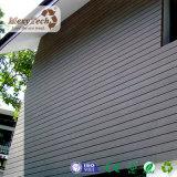 WPC artesona los paneles de pared al aire libre del revestimiento con precio al por mayor