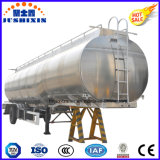 Do material 42000L de petróleo do tanque reboque de alumínio Semi