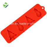 Le bricolage de Noël rouge chocolat Lolly moule silicone