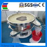 Vibrocompressão rotativo vibrando Farinha Industrial Sifter eléctrico