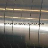 301 2b Tira de aço inoxidável de dureza elevada