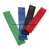 Faixas do laço da resistência ajustadas de 4 faixas do montante do exercício da aptidão
