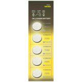3V Non-Rechargeable Batterij van het Lithium van de Cel van de Knoop met Ce voor Stuk speelgoed (CR1216)