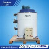 De Evaporator 5000kg/Day van de Machine van het Ijs van de Vlok van het Zeewater van de Zeevruchten van de Visserij van Sendeice