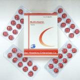 Tablette de multivitamine de produit de santé de GMP des prix de battement