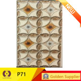 Azulejo de cerámica esmaltado cuarto de baño barato de la pared del material de construcción (P7)