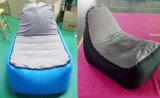 2017 새로운 Lamzac 팽창식 침대 로비 Laybag 게으른 침대는 로비 침대 공기 매트리스 팽창식 소파 공기 매트리스를 팽창시킨다