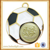 Medalla de aluminio de la divisa del maratón
