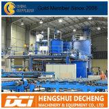 China mejor línea de producción de placas de yeso