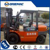 Het hete Verkopen Heli de Vorkheftruck Cpcd50 van 5 Ton In China