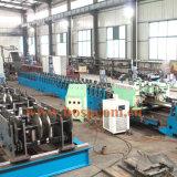 1.5mm galvanizou o rolo de aço da escada do cabo que dá forma ao fornecedor Egipto da máquina
