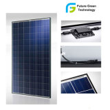 150W autoguident le panneau polycristallin de système d'alimentation solaire pour la lumière