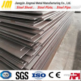 ASME сталь SA517 погашенная и закаленная высокопрочная сосуда под давлением